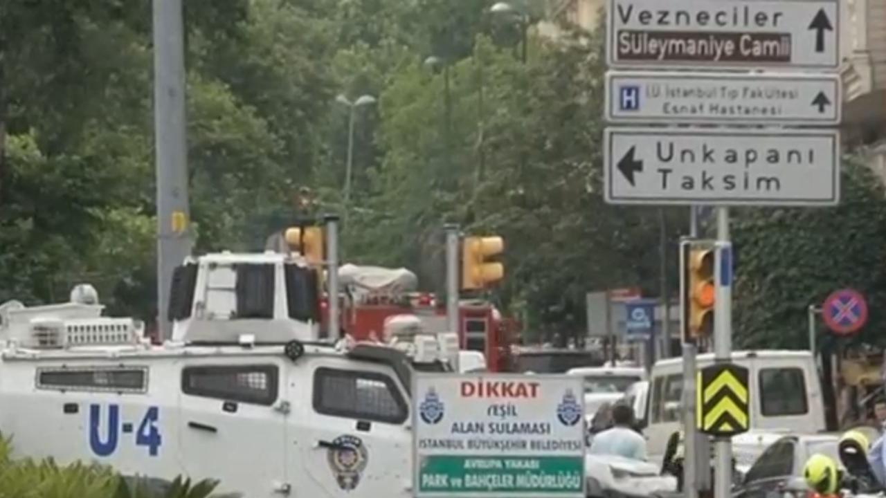 Doden en gewonden door explosie bij bushalte in Istanbul