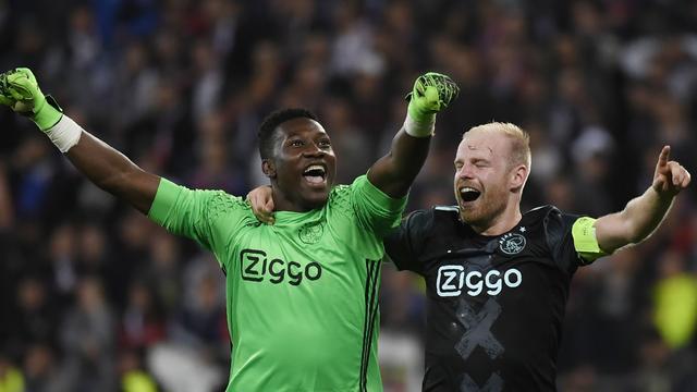 Beleggers zetten hoger in op Ajax na zege op Olympique Lyon