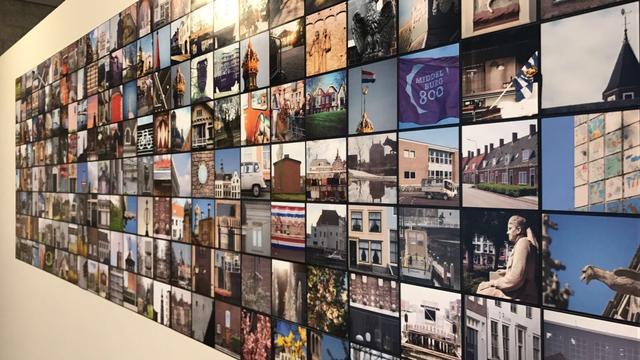 Middelburg in achthonderd foto's te zien in bibliotheek