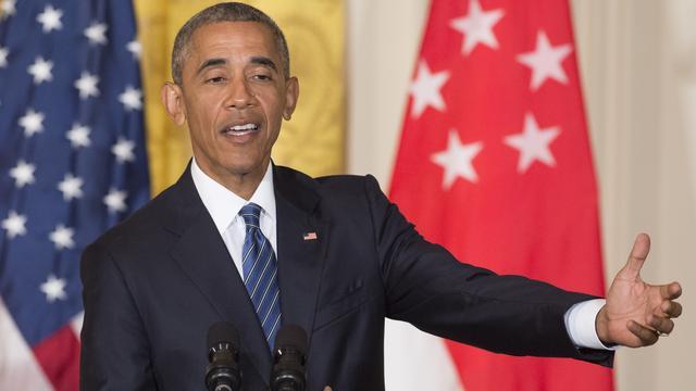 Obama noemt Trump ongeschikt als Amerikaans president