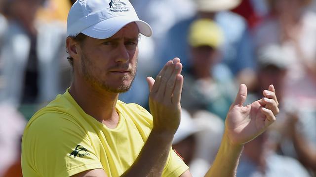 Hewitt doet dankzij wildcard mee in dubbelspel op Wimbledon