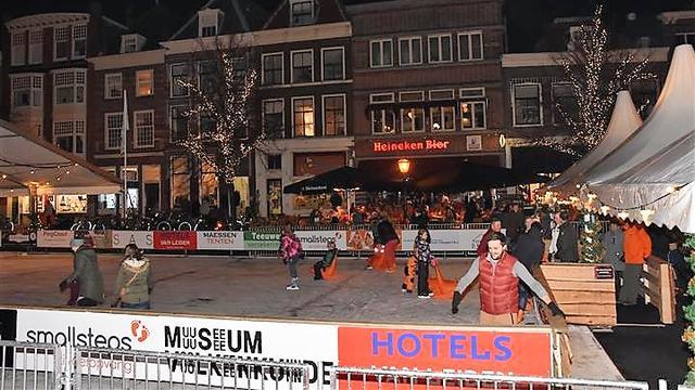 IJsbaan op Nieuwe Rijn geopend