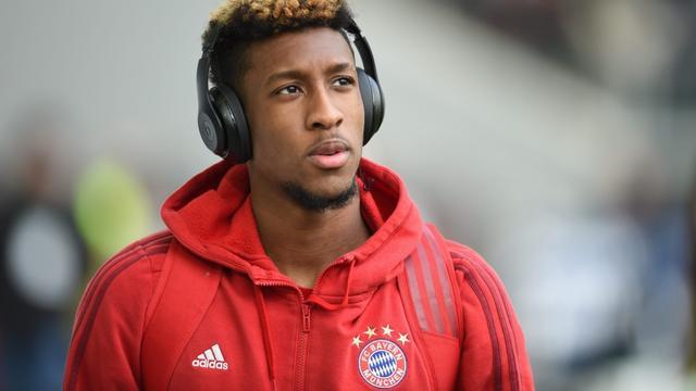 Bayern München kan tegen Benfica weer beschikken over Coman