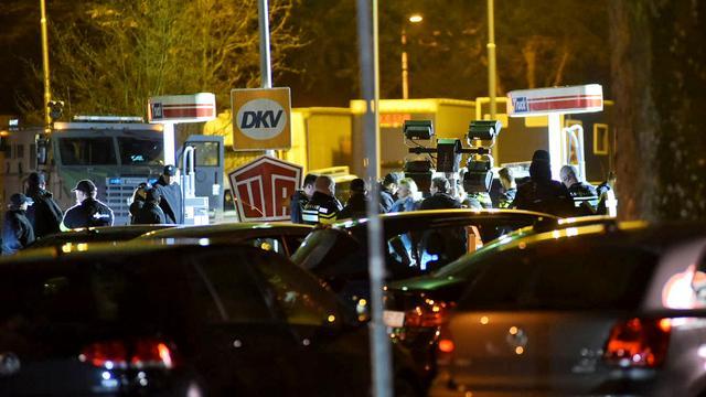 Politie valt clubhuis Satudarah in Tilburg opnieuw binnen
