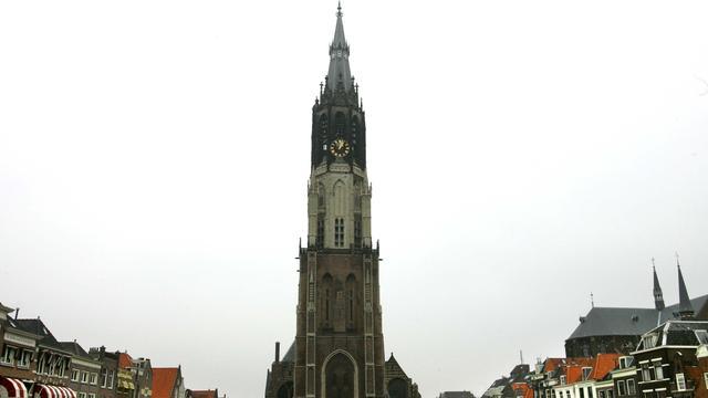 Nieuwe Kerk Delft mag verbouwen