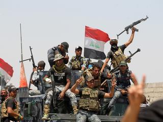 Stad vrijwel volledig in Iraakse handen