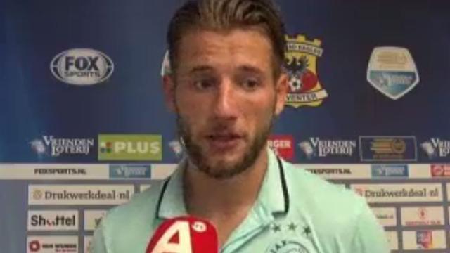 Overwinning Ajax brengt volgens Dijks rust en vertrouwen