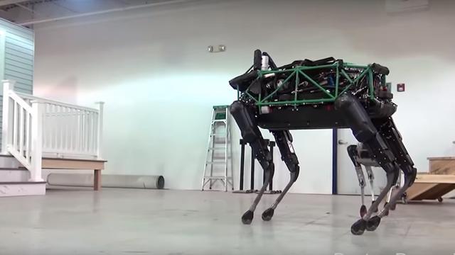 SpotMini is de stilste robot van Boston Dynamics