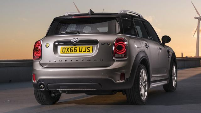 Alles over de nieuwe Mini Countryman!
