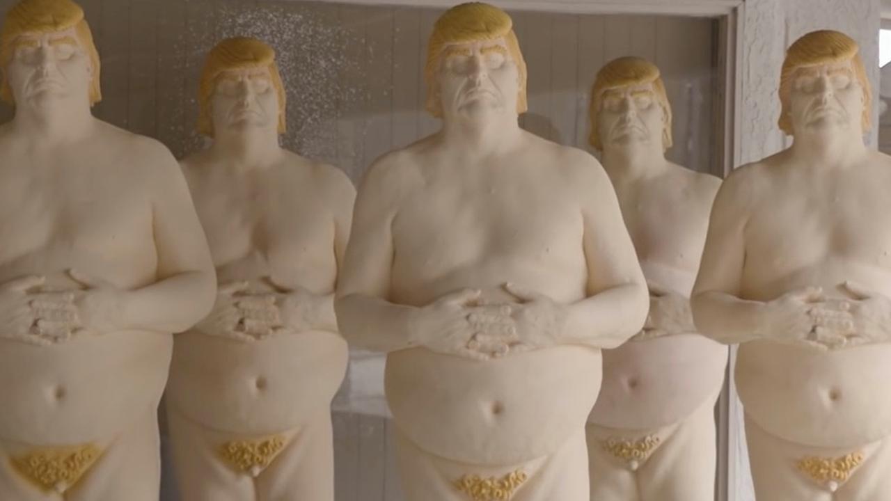 Zo werd 'The emperor has no balls' gemaakt