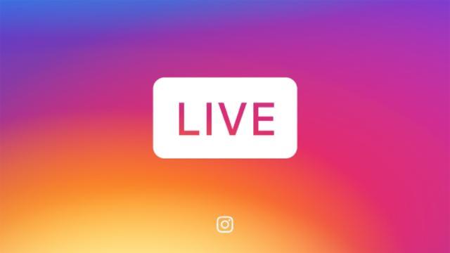 Instagram laat gebruikers live-video's opslaan