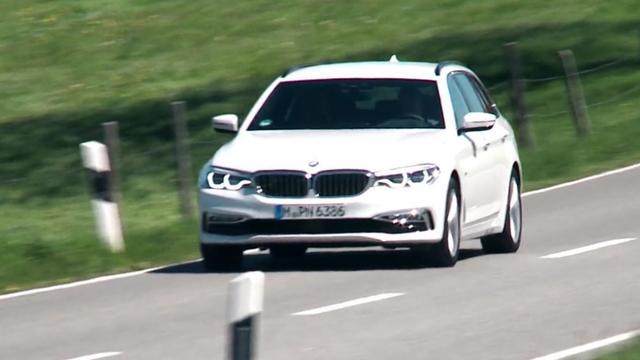 Eerste Rijtest BMW 5-serie Touring - Fijner dan een Mercedes E-klasse?