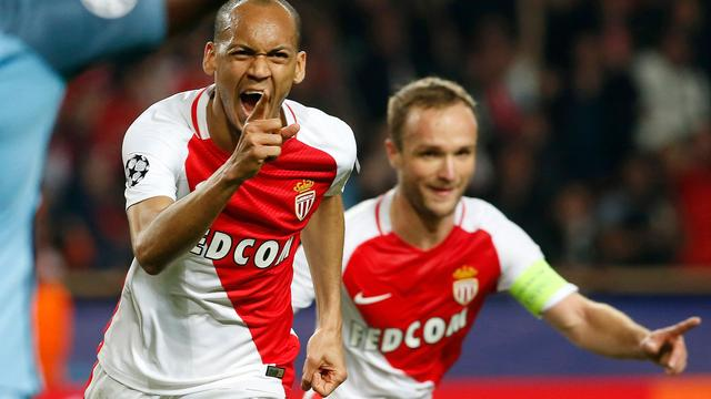 Samenvatting AS Monaco-Manchester City (3-1)