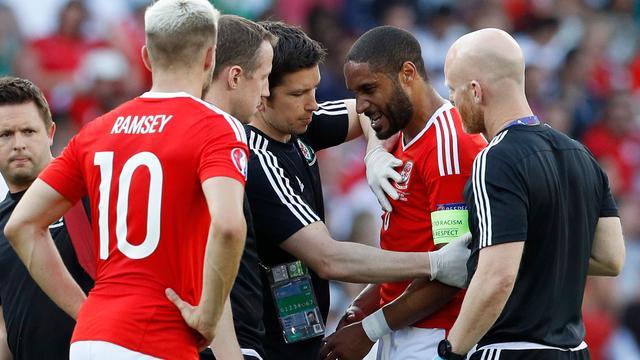 Welshe aanvoerder Williams fit genoeg voor duel met België