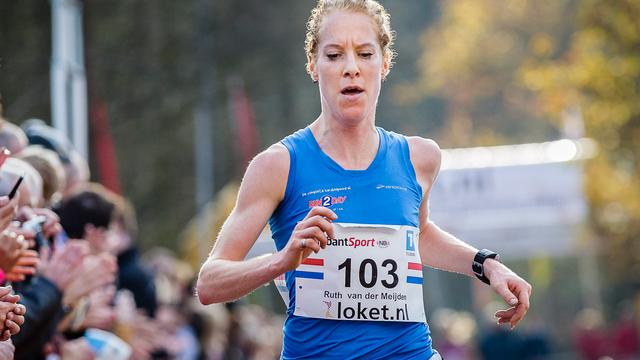Nederlandse Van der Meijden pakt brons bij Sylvestercross