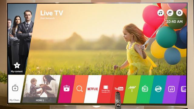 Nieuwe versie tv-systeem WebOS werkt samen met smartphone