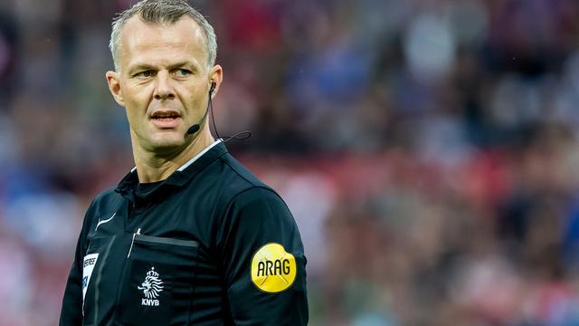 Scheidsrechter Kuipers leidt Klassieker tussen Feyenoord en Ajax