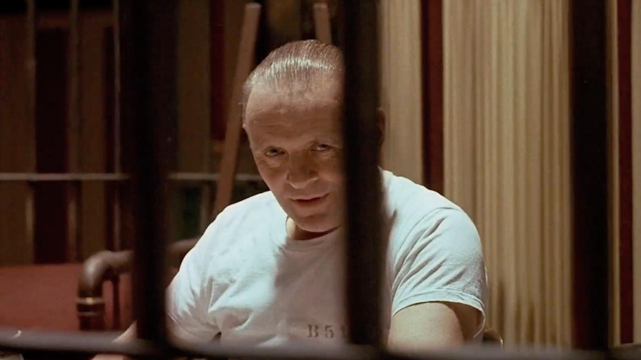 Bekijk de trailer van 'Silence of the lambs'
