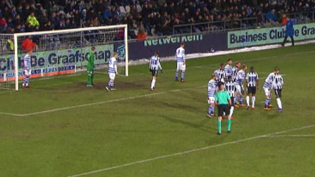 Samenvatting: De Graafschap - FC Den Bosch (0-3)