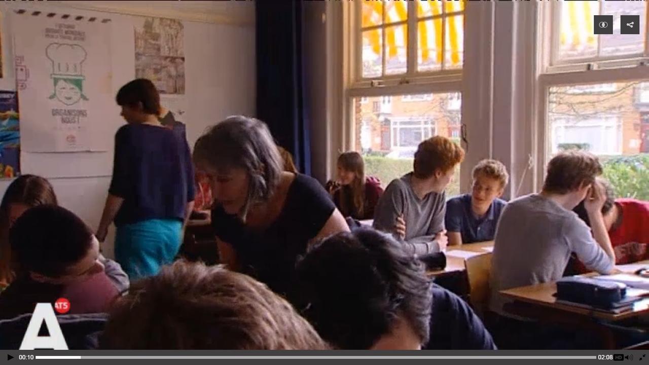 'Tweedeling op scholen leidt tot problemen in de toekomst'