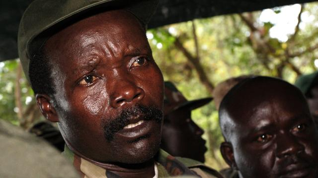 Zoektocht naar krijgsheer Joseph Kony wordt afgeschaald