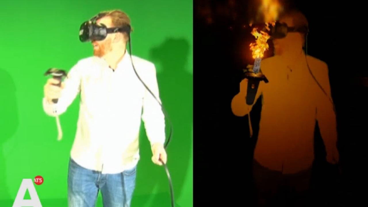 Amsterdams bedrijf wereldspeler in VR