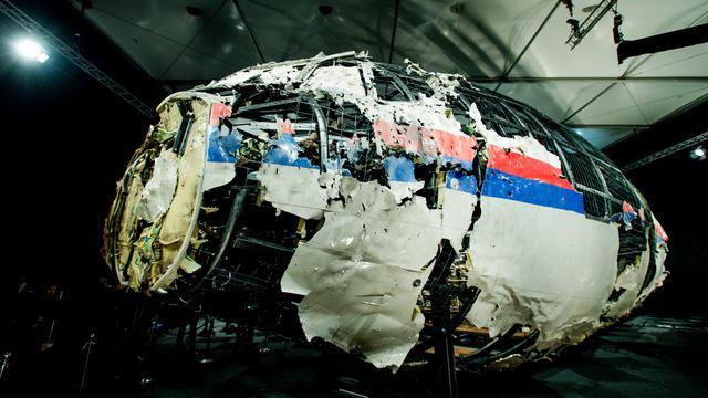 Rusland overhandigt informatie over neerhalen MH17