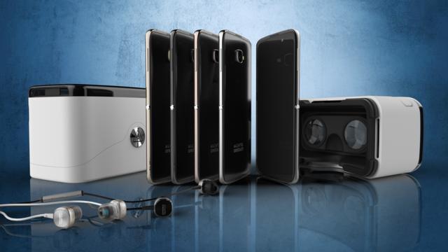 'Verpakking nieuwe Alcatel-smartphone is ook vr-bril'