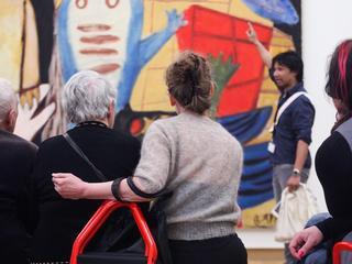 Museumprogramma 'Onvergetelijk' speciaal gericht op mensen met dementie