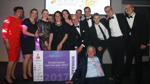 De Verse Verleiding wint Ondernemersgala 2017 in Halderberge