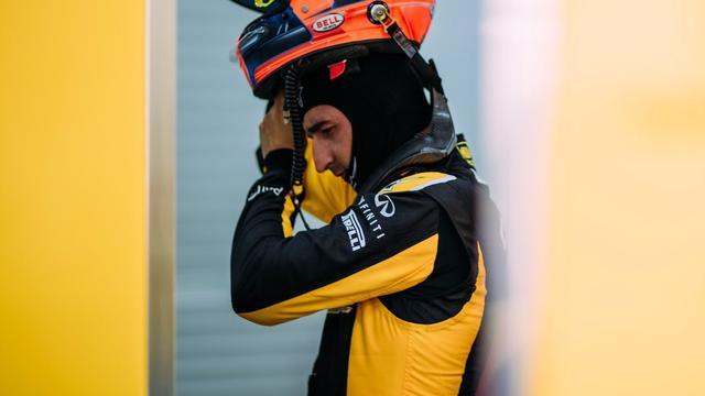 Pool Kubica maakt zes jaar na crash rentree in Formule 1-auto