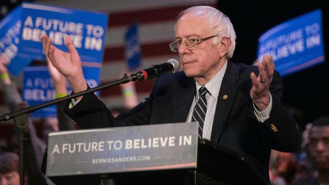 Bernie Sanders wint voorverkiezingen in Alaska en Washington