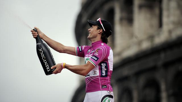 Giro d'Italia herstelt traditie van paarse puntentrui in jubileumeditie