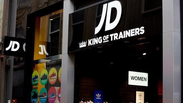 JD Sports ziet nog geen positieve bijdrage aan resultaten van Perry Sport