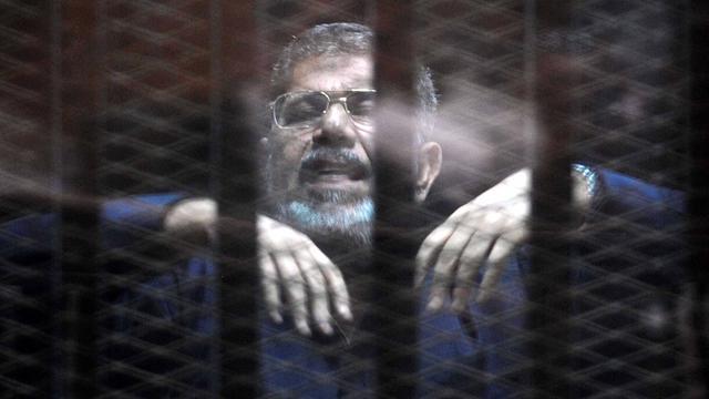 Egyptisch hof van cassatie herroept doodstraf oud-president Mursi
