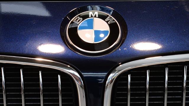 Gestripte BMW aangetroffen in bos Bergen op Zoom