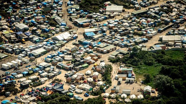 Overzicht: Zeventien jaar 'de jungle van Calais'