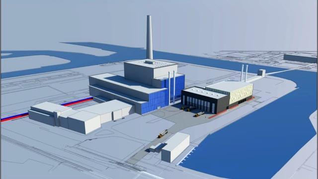Onderzoek naar uitstoot biomassacentrale Eneco