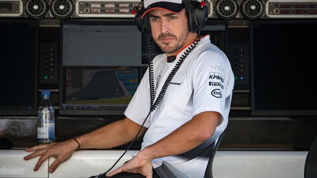 Alonso houdt slag om de arm over deelname aan GP China