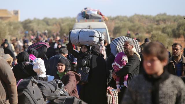 Rebellen belemmeren volgens VN vlucht burgers uit Aleppo