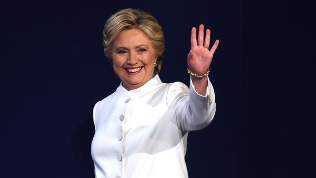 'Helft van de Republikeinen accepteert Clinton niet als president'