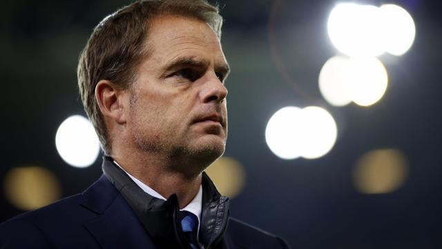 Ontslag De Boer was onvermijdelijk volgens technisch directeur Inter