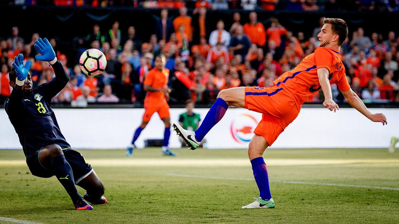 Samenvatting: Nederland-Ivoorkust (5-0)