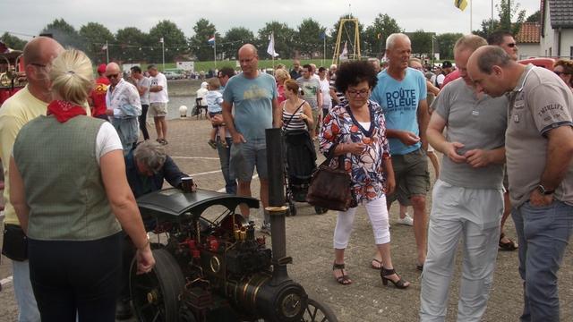 Moerdijk Oldtimer Festival weer schot in de roos