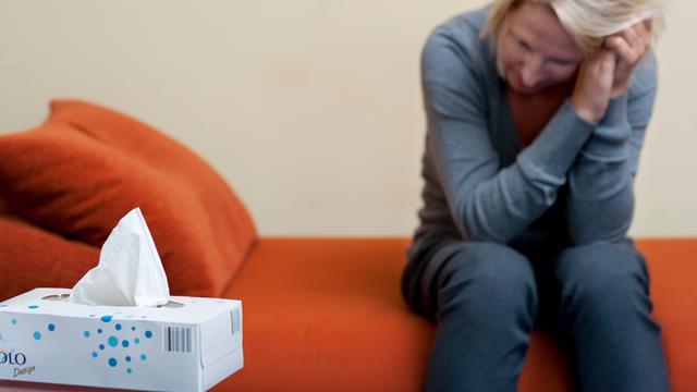 Veel Amerikaanse mensen met depressie krijgen geen behandeling