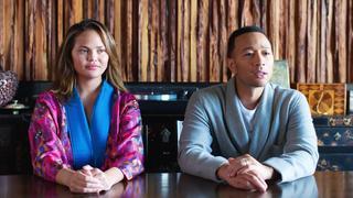 John Legend en zijn vrouw interviewen elkaar met leugendetector