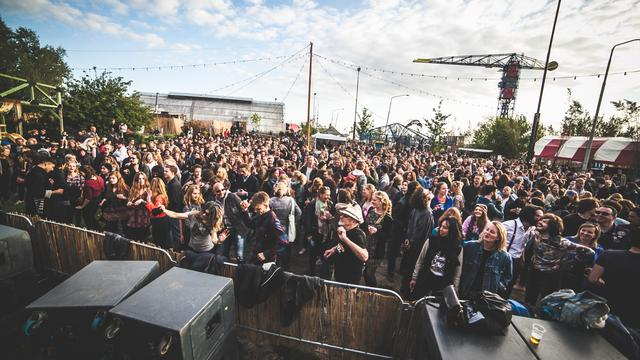 Typhoon en Kraak & Smaak op Wicked Jazz Sounds Festival