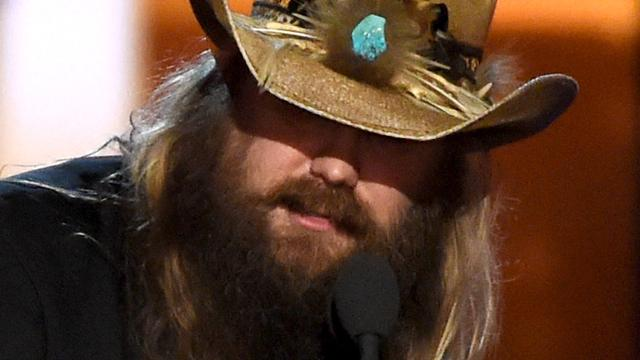 Chris Stapleton wint vier prijzen bij Country Music Awards