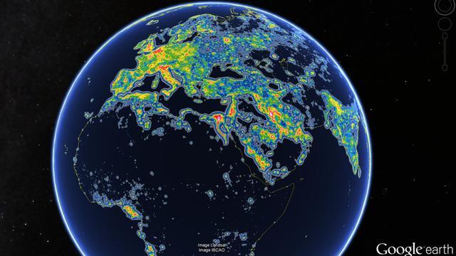 Tachtig procent van wereldbevolking ziet minder sterren door lichtvervuiling