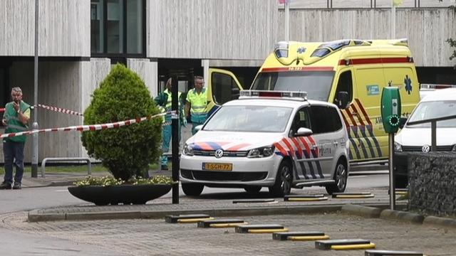 Gijzeling in 3FM-gebouw ten einde na arrestatie man